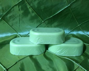Rosemary garden goats milk soap