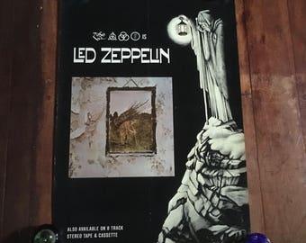 Led Zeppelin Symbol Etsy