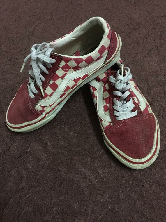 eadafbf034d8d Vintage Vans Made in USA Shoes by kratomvintage on Etsy cheap