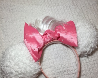 Minnie headband Gidget inspired