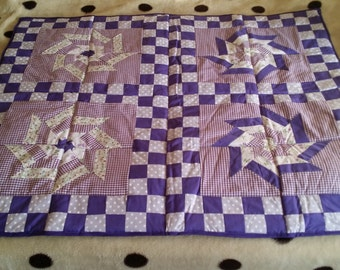 Handmade blanket (quilts) for baby