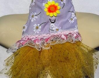 TuTu Harness Dress