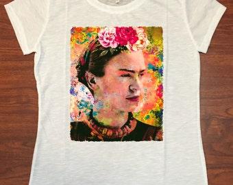 Frida Kahlo Color Form