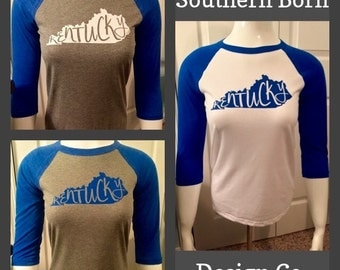 Kentucky Baseball Tee