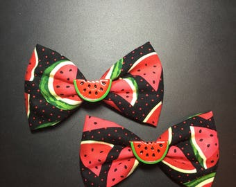 CLEARANCE Watermelon bow