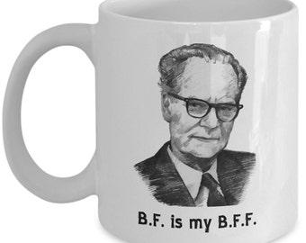 Funny Psychology Mugs - B.F. Is My B.F.F. - Ideal Psychologist Gifts