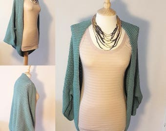 Crochet  Kimono. Jacket. Customizable. 100% Cotton Summer/ and Spring Kimono. Hippie Stile