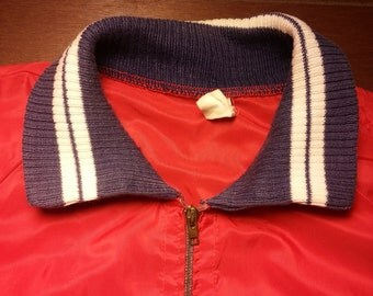 vintage nylon sports coat