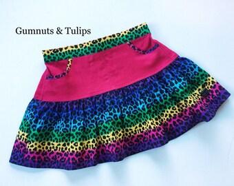 Size 6 Flip Skirt