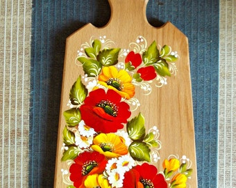 Wooden cutting board rustic wall decor anniversary gift for her housewarming gift wife gift hostess gift sister kitchen decor reclaimed wood