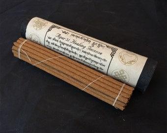 Himalayan Incense, Agar 31 Healing Incense & Yolmo Dhamchen Incense Sticks.