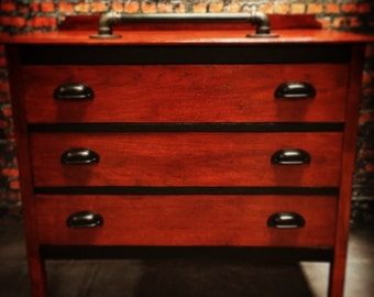 Industrial Style Chest of Draws
