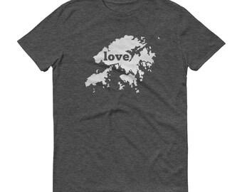 Hong Kong, Hong Kong Clothing, Hong Kong Shirt, Hong Kong T Shirt, Hong Kong TShirt, Hong Kong Map, Hong Kong Gifts, Made in Hong Kong