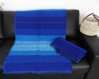 Blanket or couch in Morocco - cover traditional SABRA. GREAT OFFER 30%!