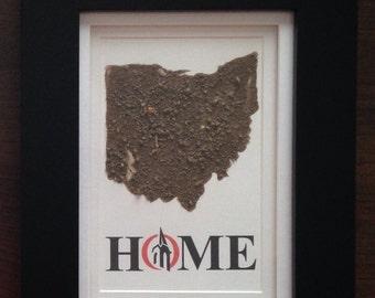 Ohio Dirt Map-Otterbein University