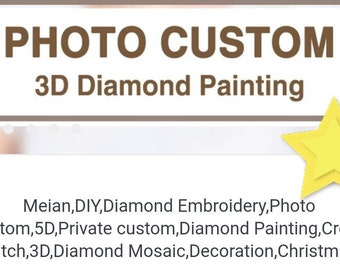 Custom 5D Diamond Painting