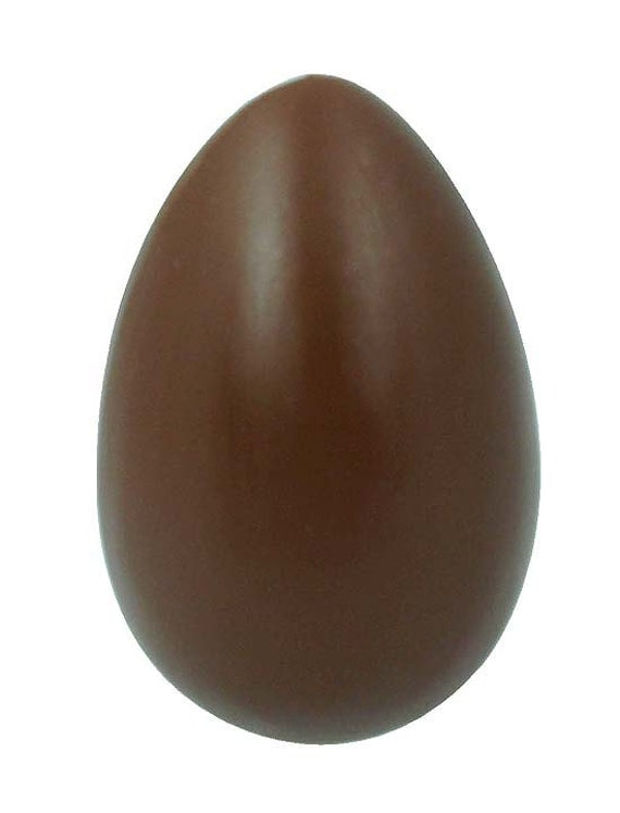 10cm Chocolate Egg Mould 100mm Two Part Chocolate Egg