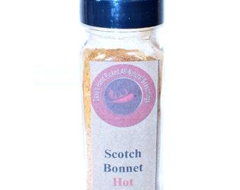 Hot Scotch Bonnet Seasoning 1.7 oz