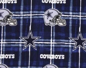 Dallas cowboy baby blanket