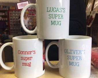 Children's Super Mug