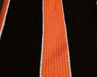 Customizeable Warm Stripe Blanket