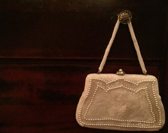 40s Purse Vivant by Sarne Vintage