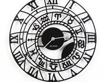Astronomical clock Zodiac