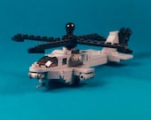 Microscale AH-64 Apache Helicopter