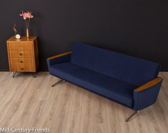 60s sofa, couch, 50s, vintage (605036)