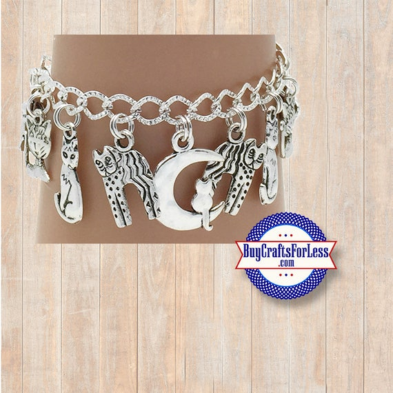 KITTY Charm bracelet, CUTE - **FREE SHiPPiNG**
