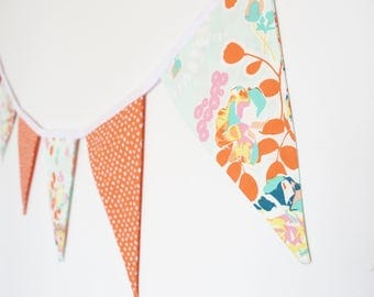 Garland pennants - pennants - Garland decoration - Decoration Office - banner flags - home Decoration - bedroom accessories