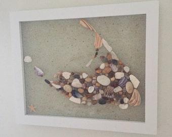 Nantucket, Massachusetts, Beach Decor, Coastal Home, Seashell Decor, Coastal Decor, Nautical, Home Decor, Wall Decor, Coastal Gift