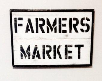 Large Farmers Market