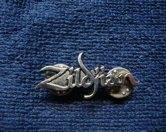 Zildjian Badge Handmade Medical Steel