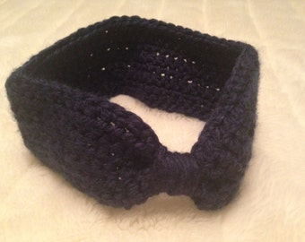 Medium weight cozy ear warmer