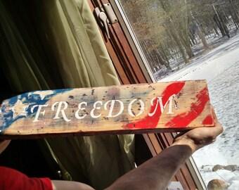 Freedom shelf sitter