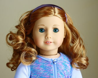 Gorgeous American Girl Truly Me doll with Marie Grace eyes