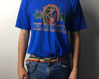 RETRO florida teeshirt