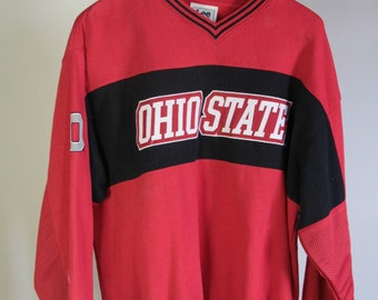 vintage Ohio State sweatshirt men's size large