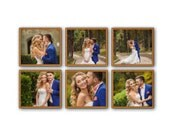 6 Piece Picture Frame Set...