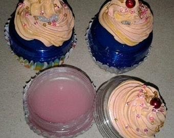 "Sharkberry ""cupcake"" Lipgloss"