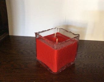 Strawberry Fragrance Candle