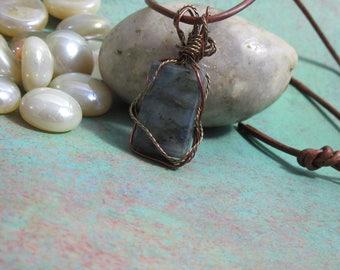 Labrodite- Shell Stone