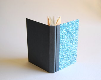 Three-Quarters Cloth Case Binding