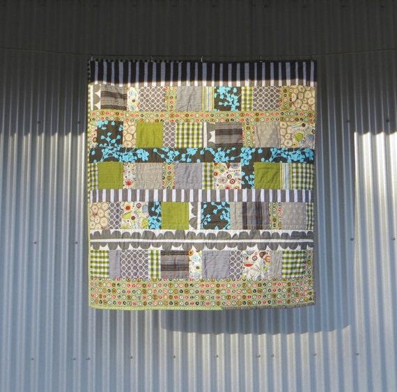 Coriander quilt