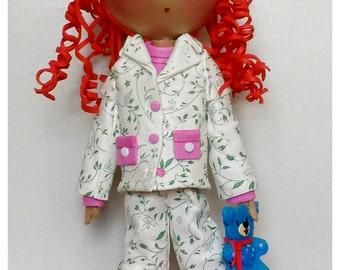 Sweet Josephine Foam Doll