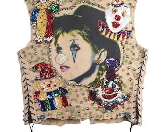 Madonna Clown Vest