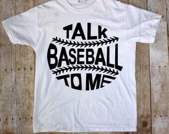 Baseball Mom Shirt - Baseball Mom Shirts - Baseball Mom Tee - Game Day Shirt - Game Day Tee - Baseball Game Day Shirts - Womens Baseball Tee