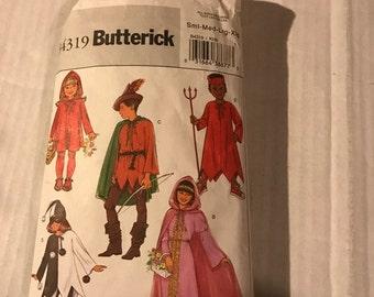 Butterick Costume  Pattern 4319
