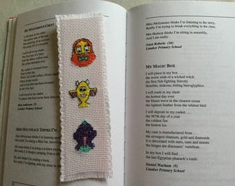 Bookmark  Monsters
